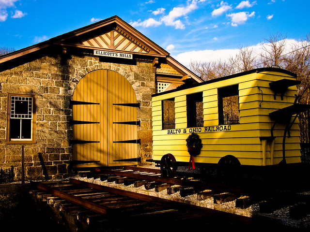 B & O Railroad
