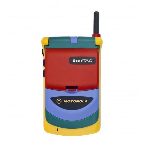 Motorola StarTac Rainbow