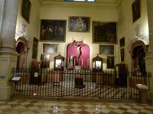 Capilla del Cristo del Amparo.