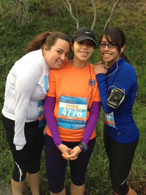 Before the Carlsbad Half Marathon
