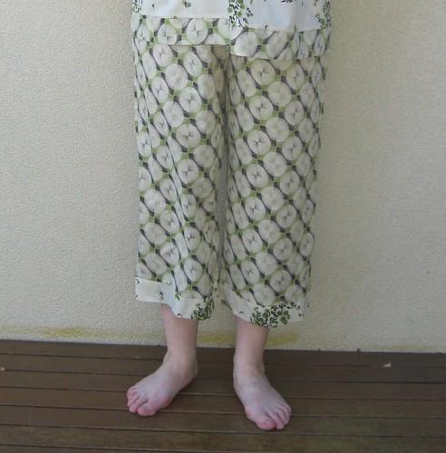 Kwik Sew 3595 pyjama pants