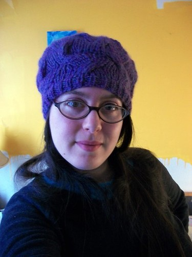 me in a hat