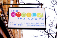 The Snail Thai Cuisine