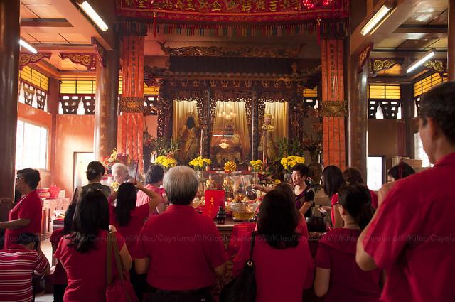 Kuang Kong temple