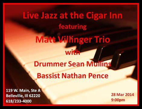 Cigar Inn 3-28-14