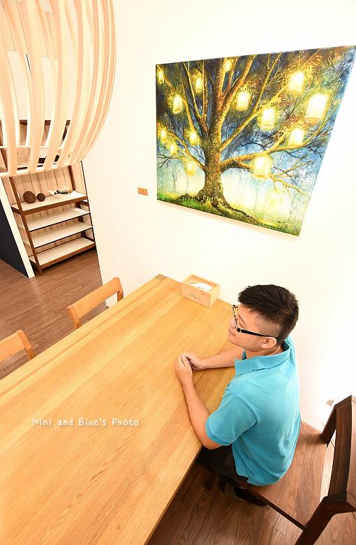 台中環中路家具沙發廚具系統櫃傢櫥周旻虹畫展21