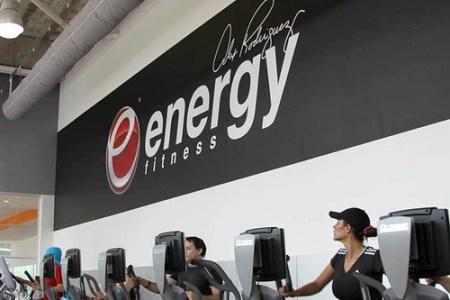 Gran apertura Energy Fitness WTC