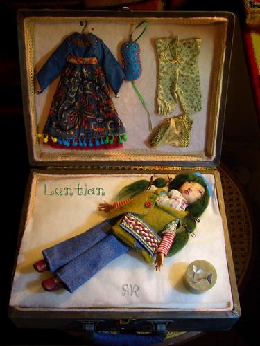 Luntian in the faith box