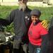 PD Gwen with toy run founder, Brett Hatt