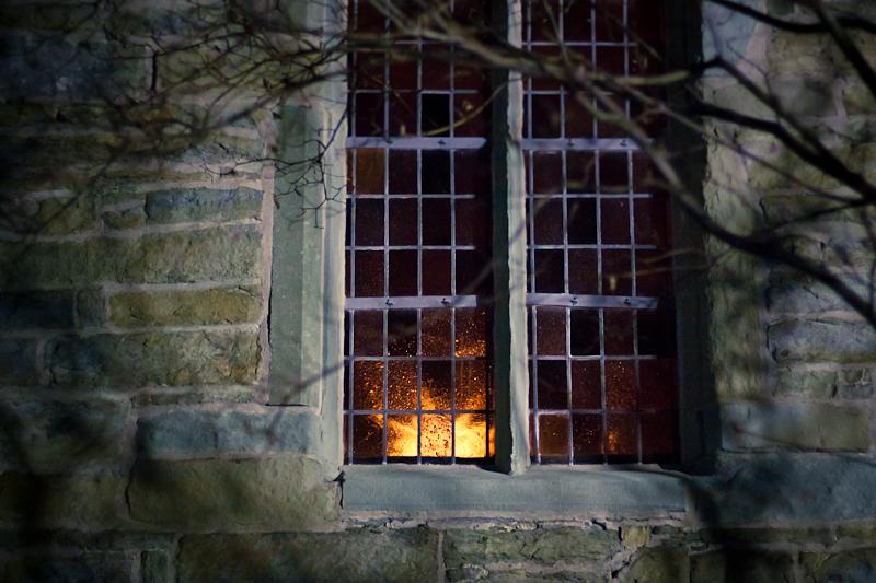 Ein Leuchten in der Nacht