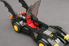 6864 The Batmobile and the Two-Face Chase - Batmobile 10
