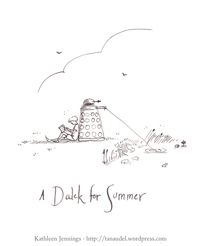 A Dalek for Summer