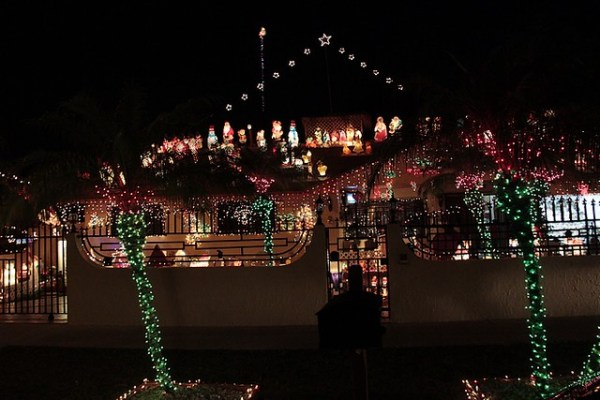christmas lights miami # 59
