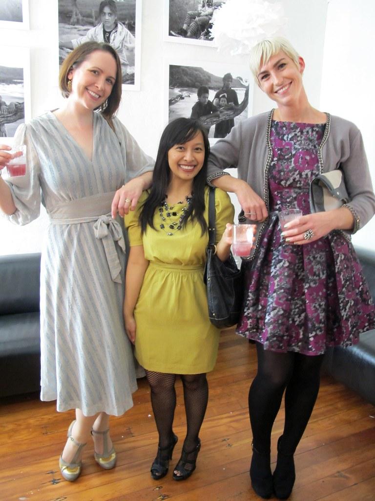 Frances, Santina, & Kate