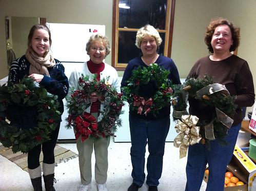 Rachel's wreaths