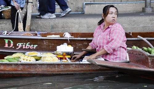 Floating market - Bangkok (48 of 66)