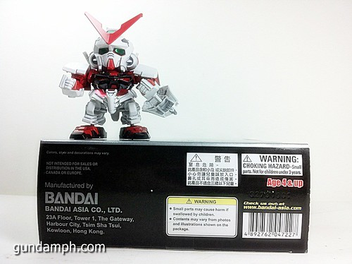 SD Gundam Online Deathscythe Hell Custom Toy Figure Unboxing Review (6)