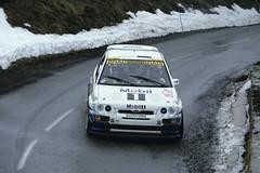 Ford Escort Cosworth RS - Montecarlo 1994