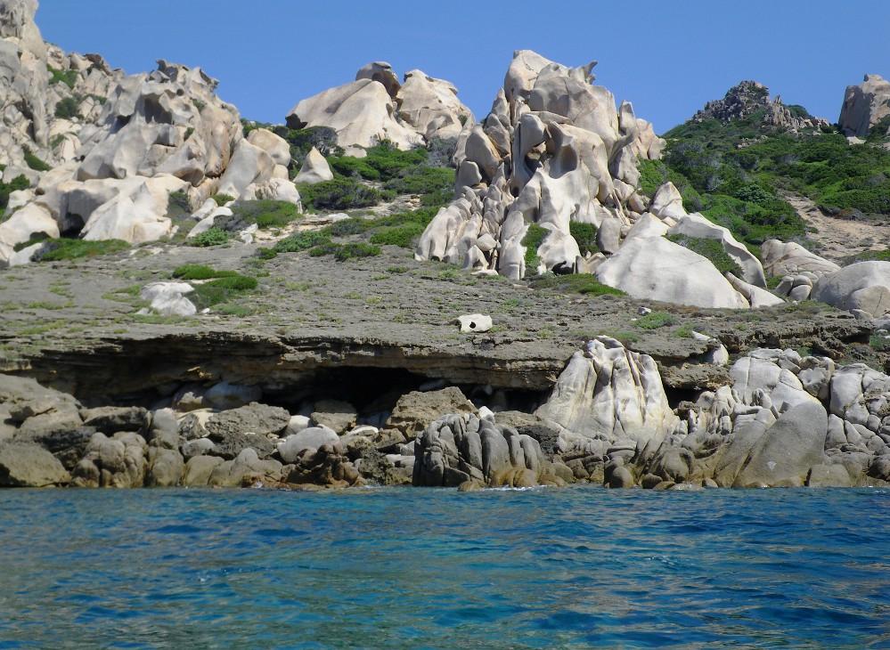Capo Testa - graniti occidentali