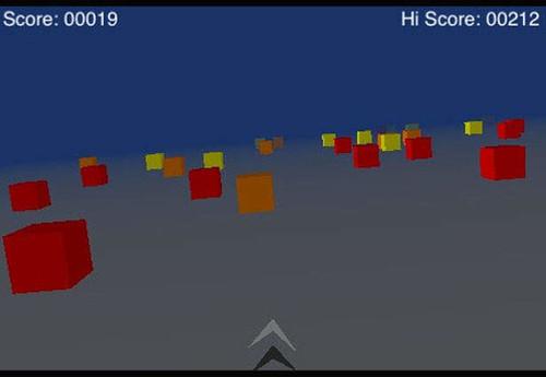 5. Cube Runner