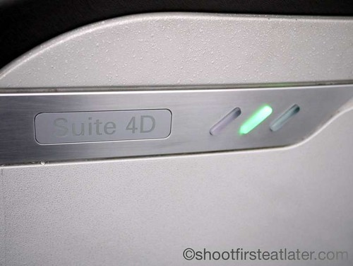 Cathay Pacific Boeing 777-300ER First Class