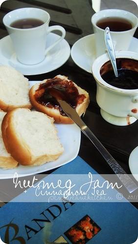 Nutmeg Jam