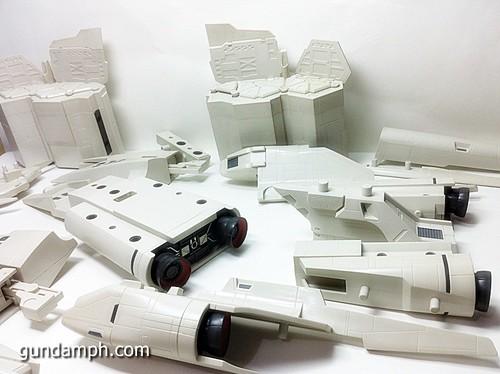 MSIA Dendrobium RX-78GP03 Gundam Figure Rare 2001 (15)