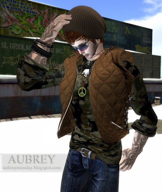 Men Style #03 - ARMY GUY
