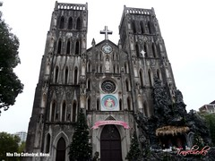 Nha Tho Cathedral
