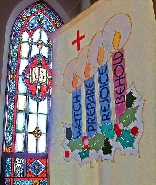 Advent banner, 5911-5916