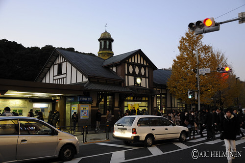 Harajuku and OmoteSando