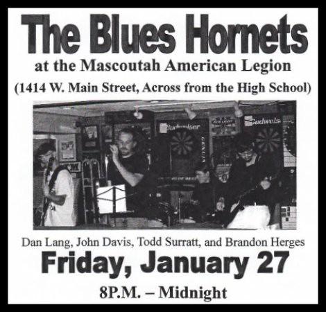 Blues Hornets 1-27-12 8-12