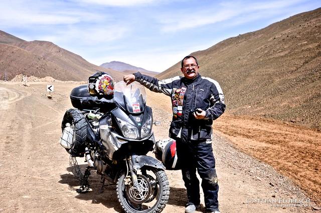 KLR 650 Trip Peru and Bolivia 710