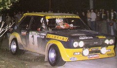 Fiat 131 Abarth - Portugal 1977