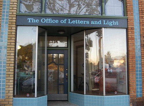 Office of Letters and Light by dyannaanfang