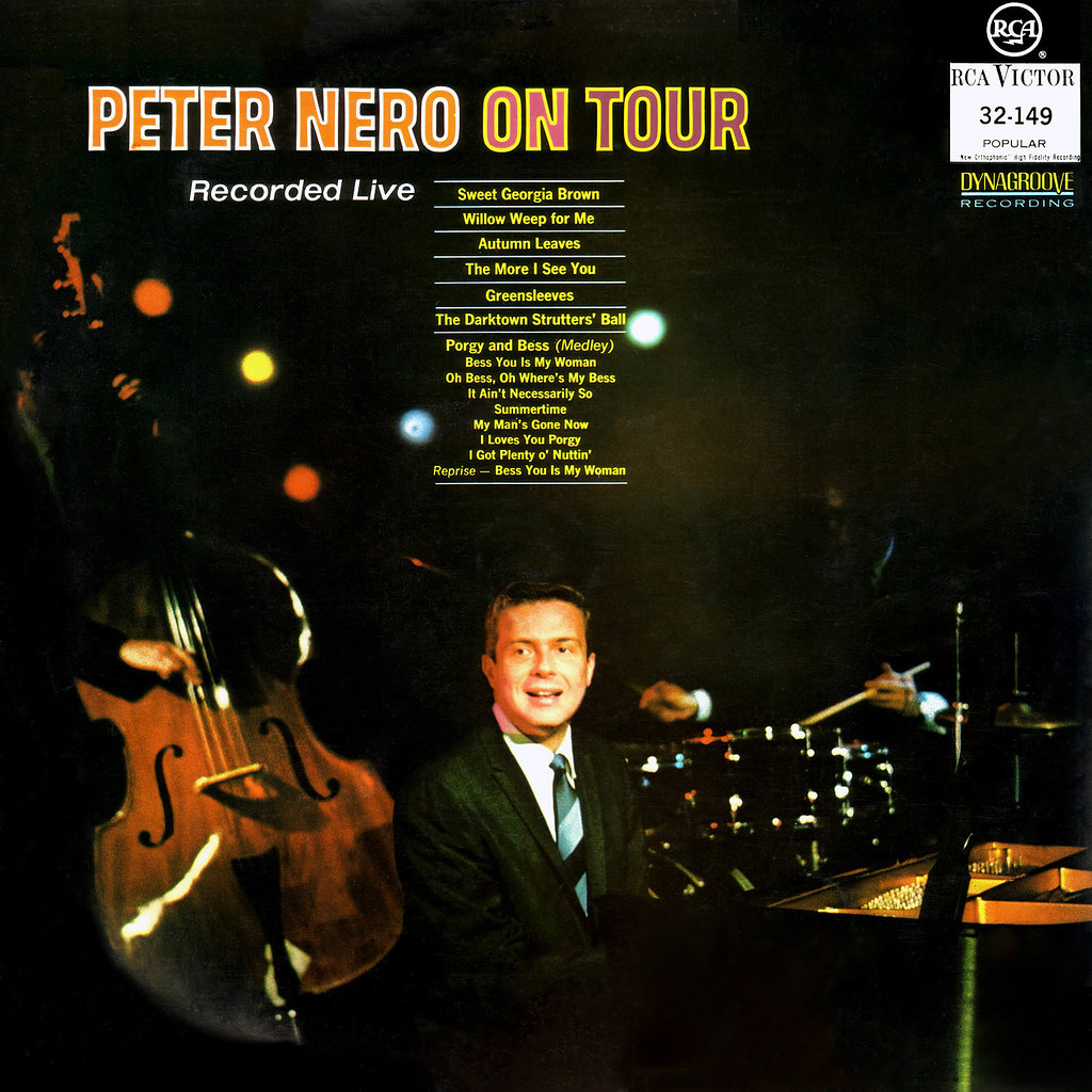 Peter Nero On Tour
