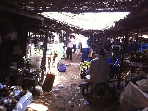 Inside Dutsen Market FCT Nigeria by Jujufilms