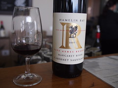 Hamelin Bay Wines - 2007 Five Ashes Reserve Cabernet Sauvignon