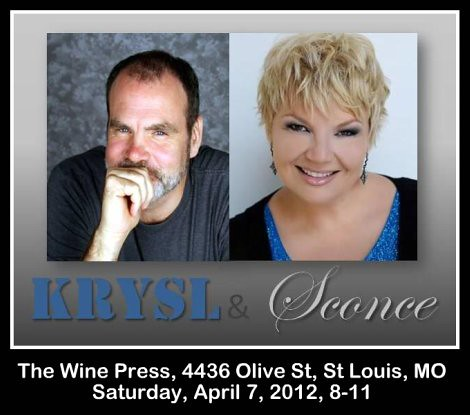 Krysl & Sconce 4-7-12