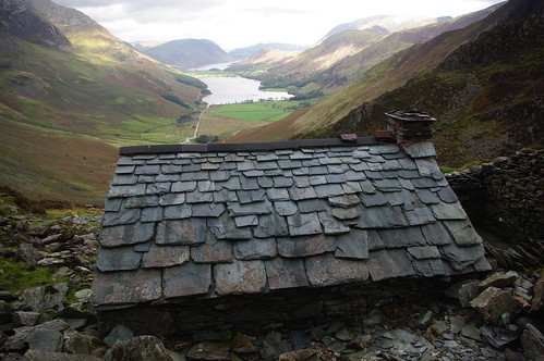20110925-11_Old Quarry Hut Bothy_Above Warnscale Bottom by gary.hadden