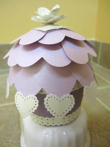 Valentine Cupcake Ensemble- January 2012