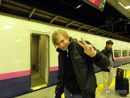 Back in Tokyo babyy!