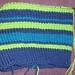 A Stripey Slouchy Hat 5