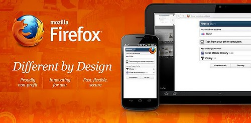 Firefox10 android