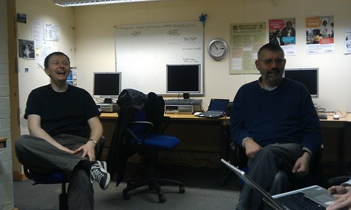 Blackpool LUG Meeting 04/02/2012
