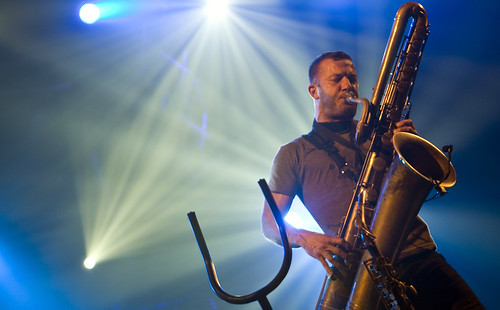 Colin Stetson @ Trans Musicales 2011