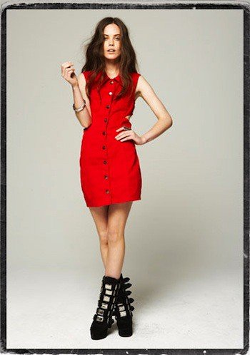 Spring:Summer 2011:12 Collection - Promotional Photo (14)