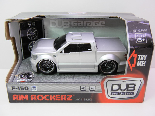 dub garage rim rockerz f-150
