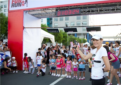 HSBC Fun Run 2011