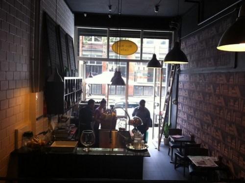 Where the magic happens - mio mia cafe, Ultimo